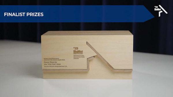 Interviste e premiazione del BigMat International Architecture Award '19