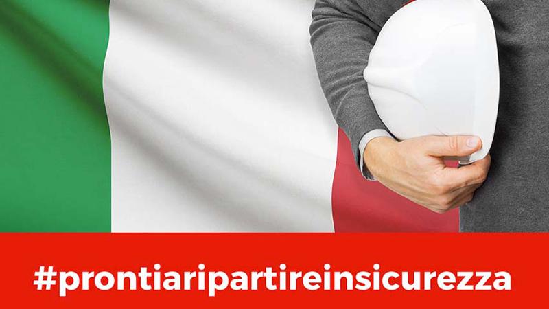 #prontiaripartireinsicurezza… con tutti voi!